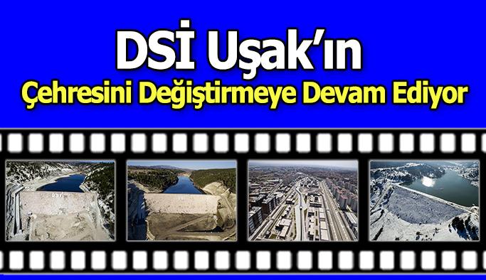 Dsi Uşak'ın Çehresini Değiştirmeye Devam Ediyor