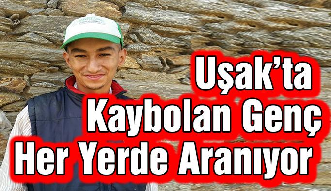 Eşme'de kaybolan Hacı Mehmet Uslu her yerde aranıyor