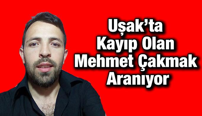 Uşak'ta Kayıp Olan Mehmet Çakmak Aranıyor