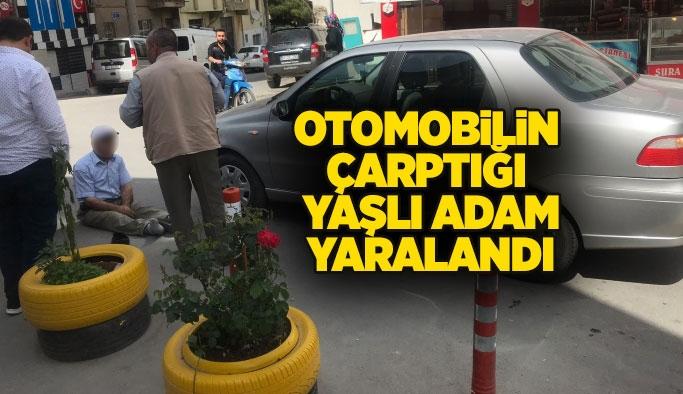 Uşak'ta Otomobilin Çarptığı Yaşlı Adam Yaralandı