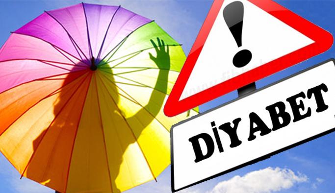 Diyabet Hastalarına Yaz Sıcakları İçin 8 Önemli Uyarı