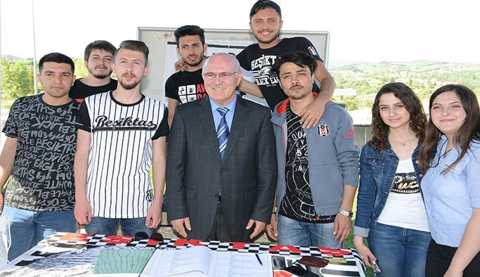 Uşak Üniversitesi Tanıtım Günleri Başladı