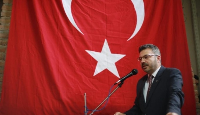 Aydın AK Parti'de 5 ilçeye atama yapıldı