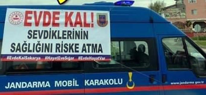 Uşak'ta köy odasını kahvehaneye çeviren 11 kişiye ayrı ayrı  3 bin 150 TL para cezası