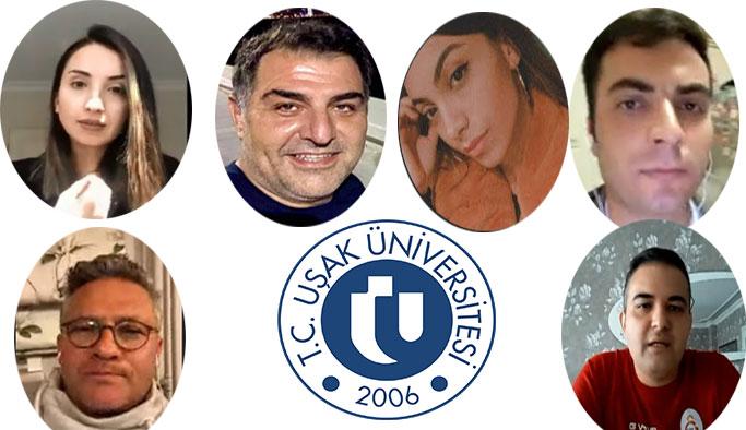 Alanında Duayen Olan İsimler Uşak Üniversitesi Uzaktan Eğitim Programına Konuk Oldular
