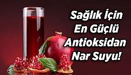 Sağlık İçin En Güçlü Antioksidan Nar Suyu!