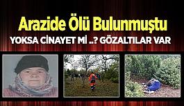Uşak'ta FLAŞ GELİŞME, Ölü Bulunan Kadın Olayında 4 Gözaltı