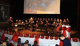 Uşak'ta 24 Kasım Öğretmenler Günü Kutlamaları