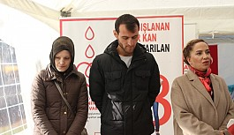 Esila Bebek İçin Kök Hücre ve Kan Bağışı Kampanyası Yapıldı