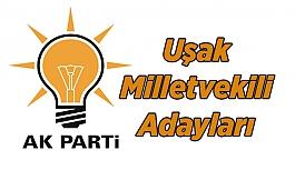 AK Parti 24 Haziran 2018 Uşak Milletvekili...