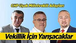 CHP Uşak Milletvekili Adayları Belli Oldu