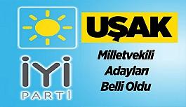 İYİ Parti 24 Haziran 2018 Uşak Milletvekili...