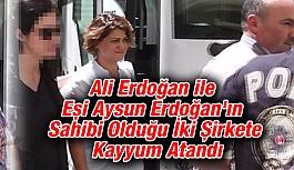 Uşak Eski Başkan Ali Erdoğan Ve Eşinin...