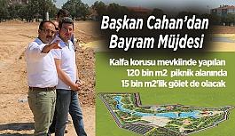 Başkan Cahan'dan Bayram Müjdesi, Uşak...
