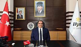 Vali Salim Demir'in 1 Eylül Uşak'ın Düşman İşgalinden Kurtuluşunun 96. Yıldönümü Mesajı