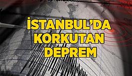 Son Dakika: 5.7 Şiddetinde Korkutan deprem!