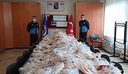 Manisa'da açıkta satılan 7 bin ekmeğe...