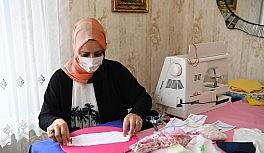 Maske zorunluluğuna evde kolay çözüm