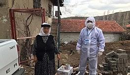 Uşak 'Vefa' ekipleri 8 bin 337 vatandaşın...