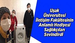 Uşak Üniversitesi İletişim Fakültesinin...