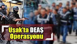 Uşak'ta DEAŞ Silahlı Terör Örgütü...