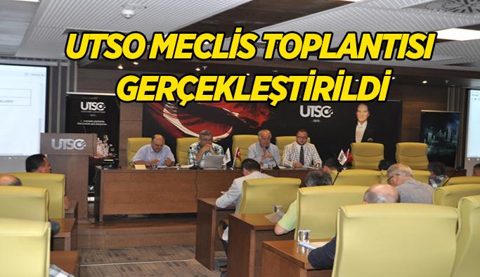 Utso Meclis Toplantısı Gerçekleştirildi