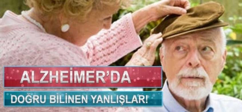 Alzheimer'da Doğru Bilinen Yanlışlar!
