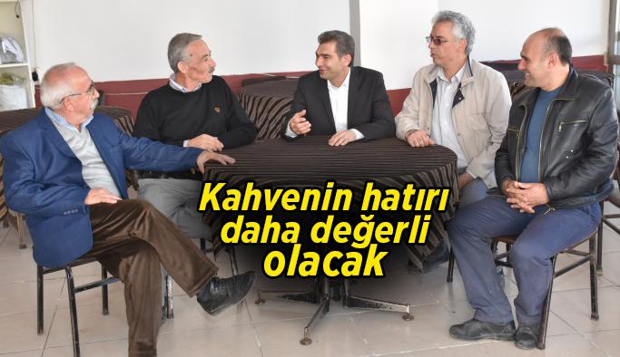Süleyman Yıldızhan seçim startını verdi