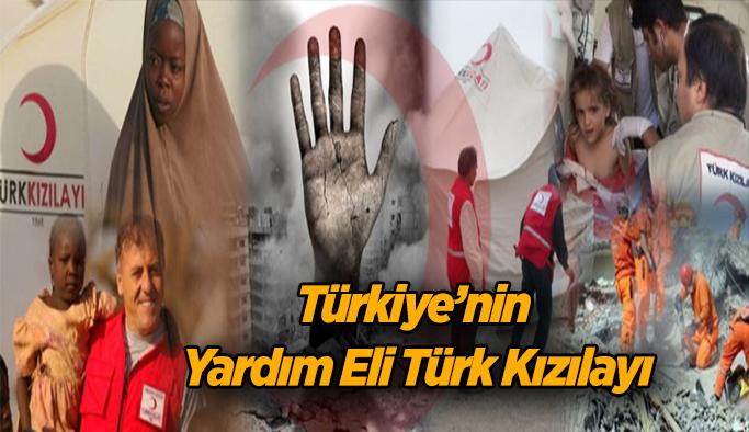 Türkiye'nin Yardım Eli Türk Kızılayı