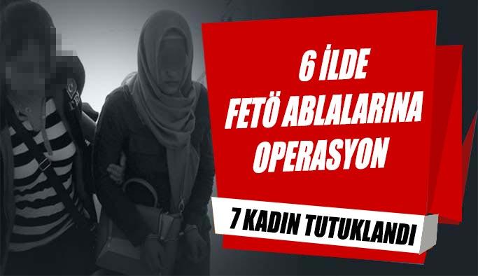 Uşak Merkezli 6 İldeki Operasyonda 7 Tutuklama