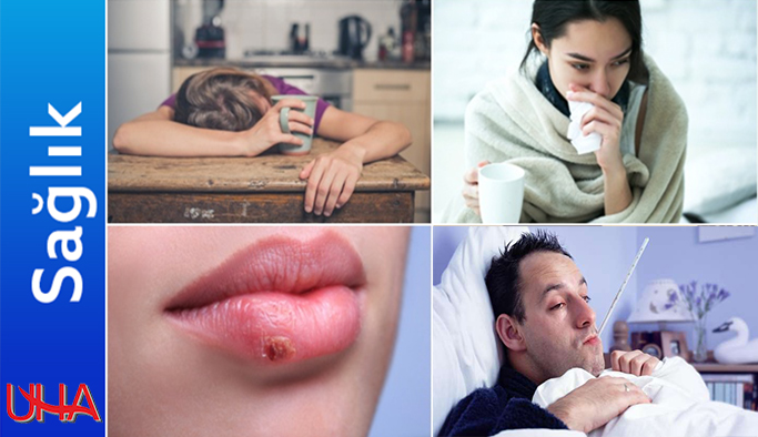 Zayıflayan bağışıklık sisteminin 5 erken sinyali!