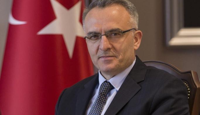 Maliye Bakanı Naci Ağbal Uşak'a Geliyor