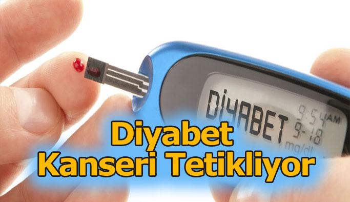 Diyabet Kanseri Tetikliyor