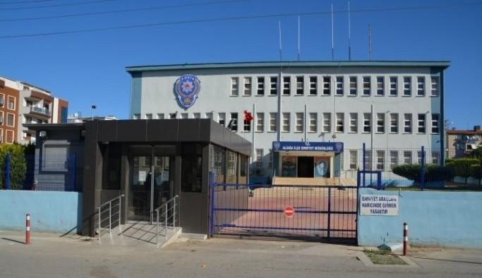 Aliağa İlçe Emniyet Müdürlüğünden korona virüsü açıklaması
