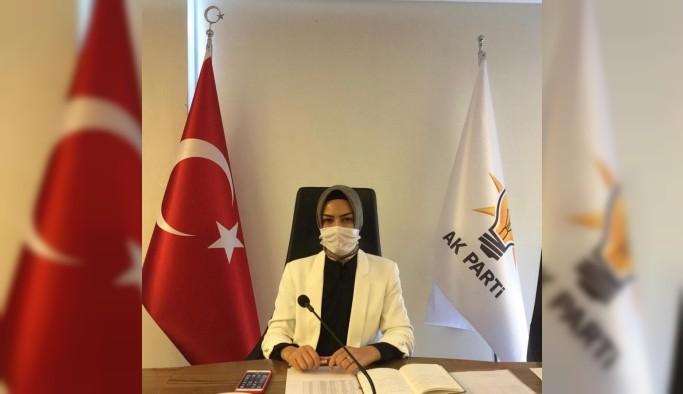 AK Parti İzmir İl Kadın Kolları Başkanının korona virüsü testi pozitif çıktı