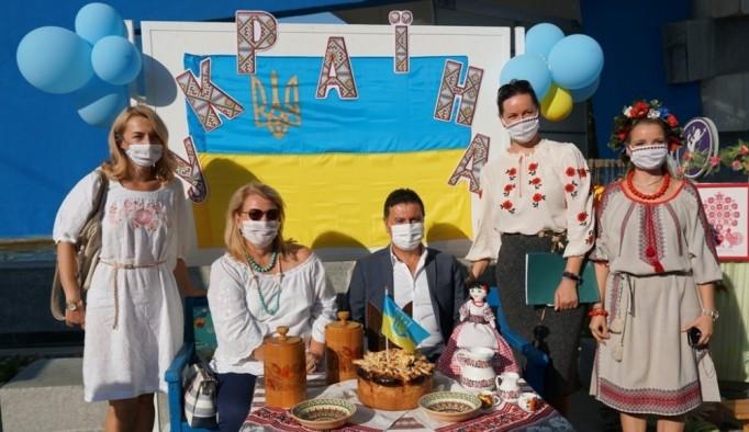 Bodrum'da ilk kez Ukrayna kültür ve tanıtım günü düzenlendi