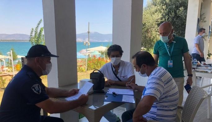 Didim'de zabıta ekipleri denetimlerine devam ediyor