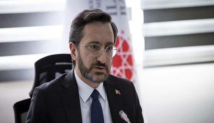 """İletişim Başkanı Altun: """"30 Ağustos Zafer Bayramımız Bu Sene De Devletimizin Şanına Yaraşır Şekilde Kutlanacaktır"""""""