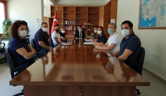 Kavaklıdere'de olağanüstü Covid-19 toplantısı