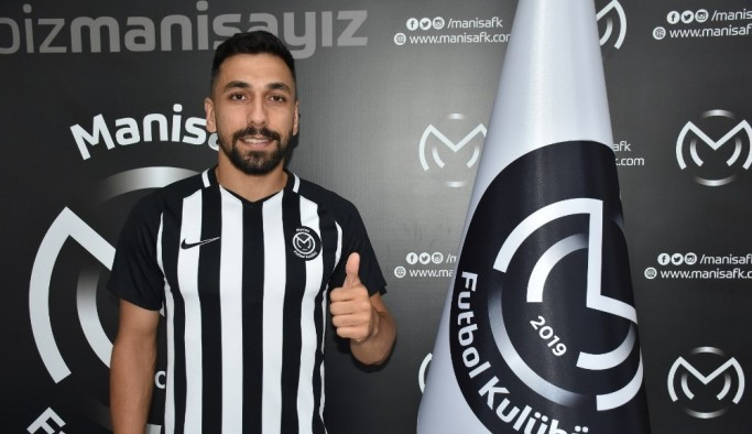 Manisa FK, Hakan Barış'ı kadrosuna kattı
