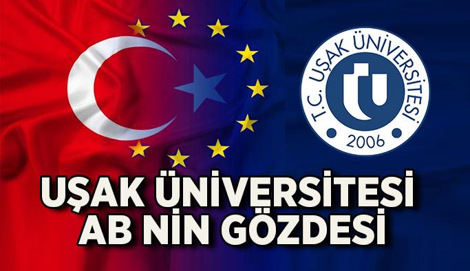 Uşak Üniversitesi Bir Kez Daha AB Projesi Yürütmeye Hak Kazandı
