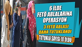 Uşak Merkezli 6 İldeki Operasyonda Tutuklu Sayısı 10 Oldu