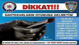 Bankacıyım Diye Dolandırıcılık Yapan Şahıs Kıskıvrak Yakalandı