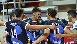 6. TSYD İzmir Voleybol Turnuvası: Arkas Spor: 3 - İnegöl Belediyespor: 0
