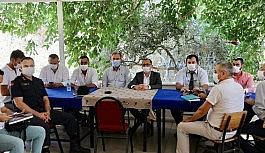 Balat Mahallesi'nde halk toplantısı yapıldı