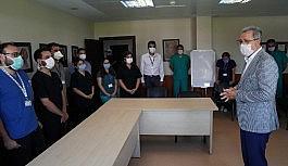 Ege'de 50 bini aşkın PCR testi yapıldı