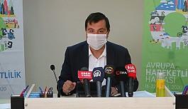 Uşak Belediyesi, Avrupa Hareketlilik Haftası programını tanıttı