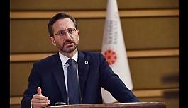 """İletişim Başkanı Altun: """" işgal ve saldırılara karşı Azerbaycan ile dayanışma içinde olma çağrısında bulunuyoruz"""""""